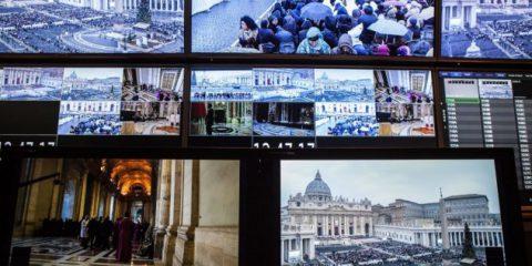 Media del Vaticano, un solo centro di controllo audio e video per trasmettere in tutto il mondo