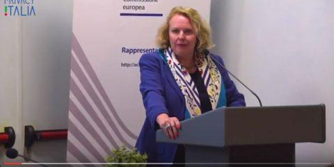 #SaveTheData. Intervento di Beatrice Covassi, Capo della Rappresentanza in Italia della Commissione europea