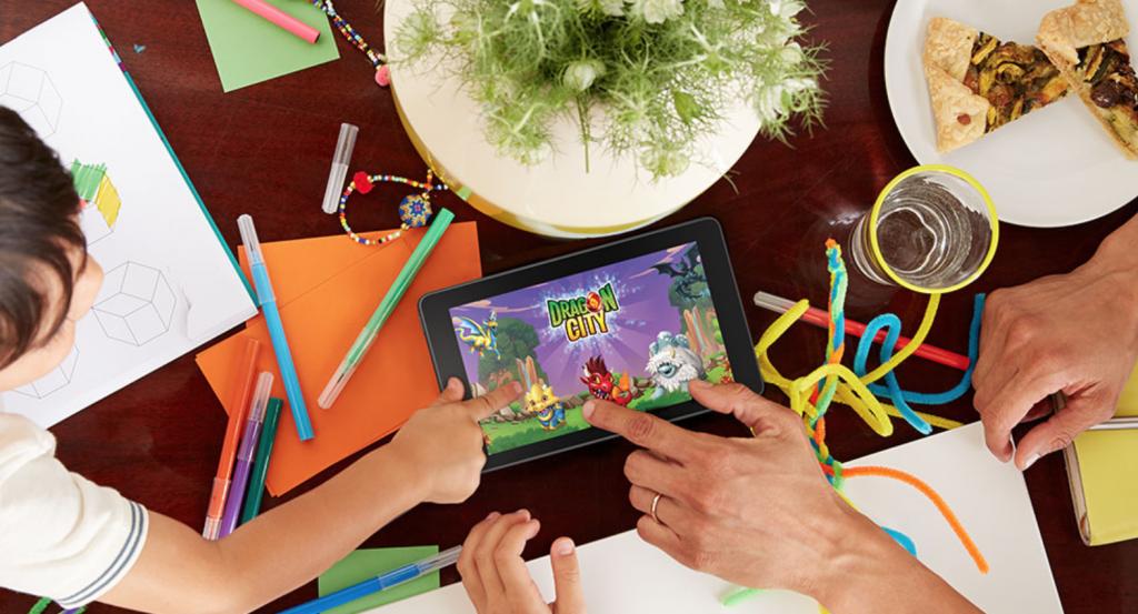 Amazon aggiorna la gamma Fire Tablet ed aggiunge dei modelli per bambini