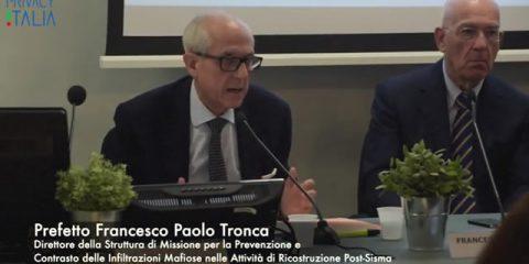 #SaveTheData, l'intervento del prefetto Francesco Paolo Tronca
