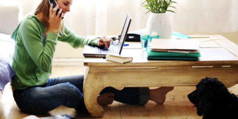 Smart working, per l'80% dei lavoratori italiani aumenta la produttività