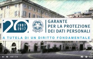 video-20anni-garanteprivacy