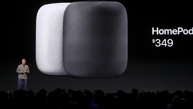 Tutte le novità Apple: arriva HomePod, lo speaker intelligente