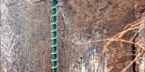 @: La chiocciola più grande del mondo? E' una scala quasi impossibile a Tyayhan Linchzhou (Cina)