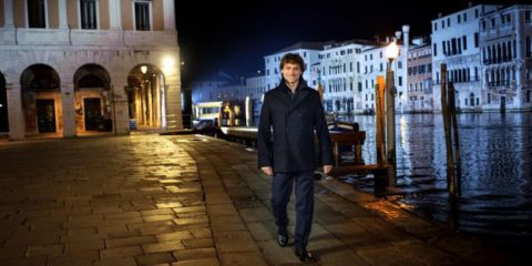 Eutelsat, le meraviglie di Venezia in Ultra HD