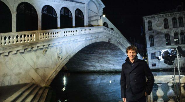 Stanotte a Venezia, boom di ascolti per Alberto Angela su Rai1