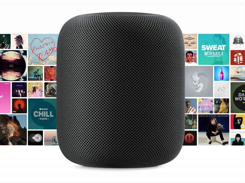 Apple lancia speaker HomePod: