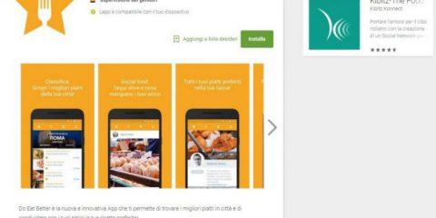 App4Italy. La recensione del giorno, Do Eat Better