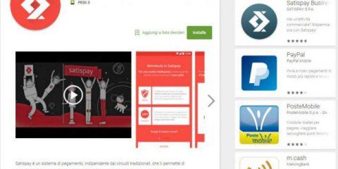 App4Italy. La recensione del giorno, Satispay