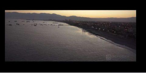 Tropico del Capricorno: il nord del Cile visto dal drone