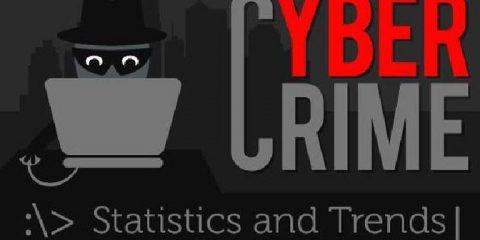 Trend e statistiche del crimine informatico nel 2017
