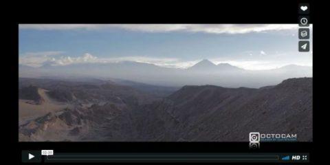 Videodroni. Il deserto di San Pedro de Atacama (Cile)