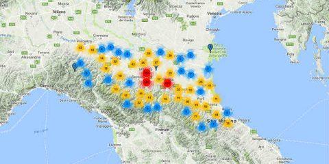 WiFi a banda ultralarga, Lepida pubblica la graduatoria del bando 'EmiliaRomagnaWiFi'