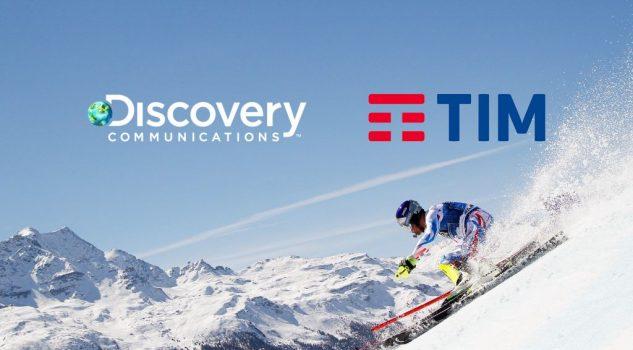 Accordo Tim-Eurosport: Pyeongchang 2018 e Tokyo 2020 mobile insieme ad altri eventi