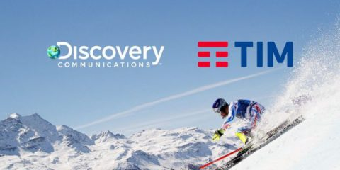 Tim, accordo con Discovery Communications per le Olimpiadi via smartphone