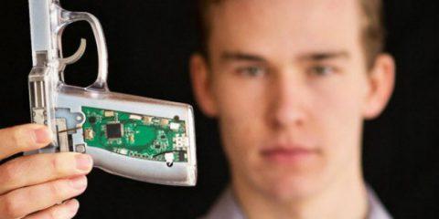 Cittadini Attivi, difesa personale IoT con la 'smart gun'