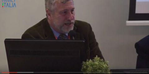 #SaveTheData, l'intervento di Massimo Casciello (Ministero della Salute)