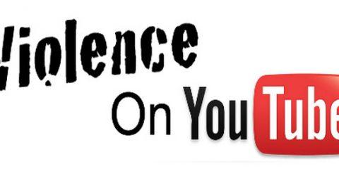 YouTube contro la monetizzazione di contenuti violenti