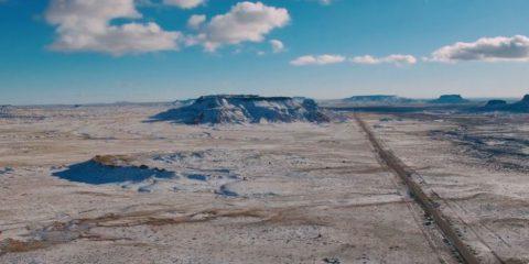 Video droni. Onde, fiumi, deserti, montagne, foreste nelle quattro stagioni, viste dal drone