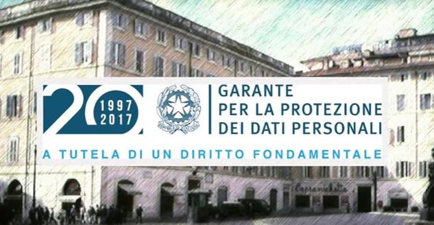 Garante: anno spartiacque per la privacy