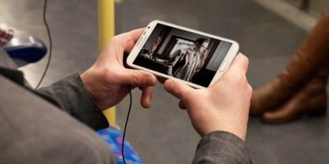 Video via smartphone e tablet in crescita nel primo trimestre