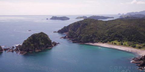 Supervideodroni. Da Whangarei to Cape Reinga: in Nuova Zelanda a bordo del drone