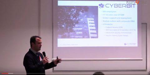 Workshop sulla Cybersecurity (SELTA) – L'intervento di Adam Aizenberg, EMEA Director CYBERBIT
