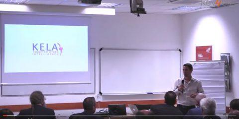 Workshop sulla Cybersecurity (SELTA) – L'intervento di Akir Bechler, COO KELA Group