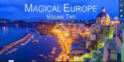 Videodroni. La bella Europa (vol. 1) vista dal drone