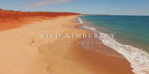 Videodroni. La regione del Kimberley (Australia) vista dal drone in timelapse