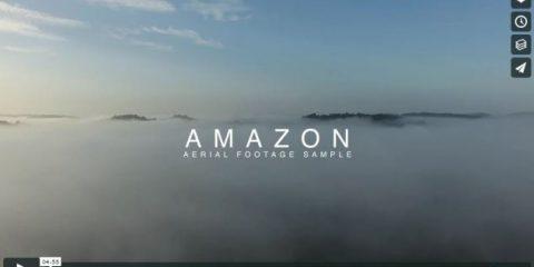 Videodroni. La foresta Amazonica vista dal drone