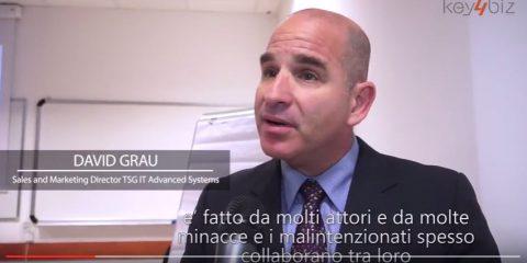 Cybersecurity – Worskshop (SELTA) – Intervista a David Grau (TSG IT Advanced Systems)