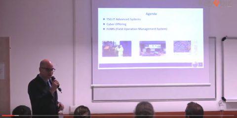 Workshop sulla Cybersecurity (SELTA) – L'intervento di David Grau, Sales and Marketing Director TSG IT Advanced Systems