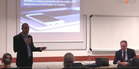 Workshop sulla Cybersecurity (SELTA) – L'intervento di Oded Meyraz, Kaymera Technologies