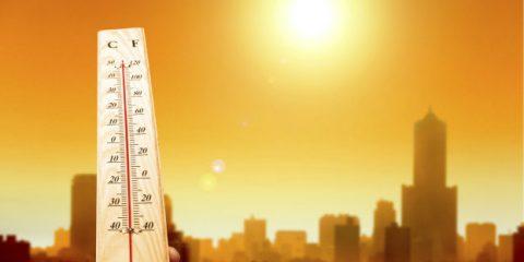 Siccità, le ondate di calore aumentate di intensità e frequenza in tutte le grandi città d'Europa