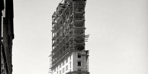 Una volta qui c'era la campagna: Times Square in costruzione (New York City, 1903)