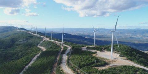 Rinnovabili, tecnologia italiana per il nuovo parco eolico Cristalandia in Brasile