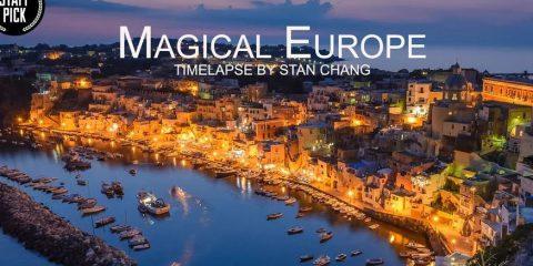 Videodroni. La bella Europa (vol. 2) vista dal drone