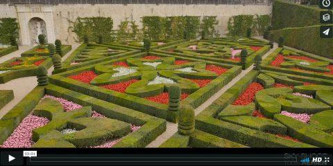Videodroni. Le meraviglie dei Castelli della Loira (Francia) viste dal drone