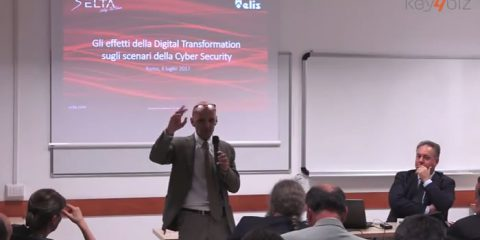 Workshop sulla Cybersecurity (SELTA) – L'intervento di Paolo Galdieri, Docente Luiss