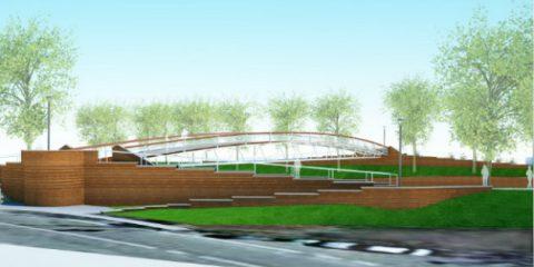 Mobilità sostenibile, il ponte 'car free' di Parma è il primo appalto digitale in Italia