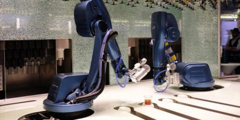 10 lavori sostituiti dai robot nei prossimi dieci anni