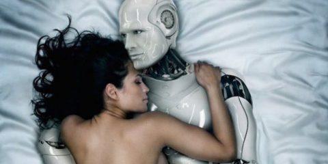 Sex tech, il futuro del sesso nell'era dei robot