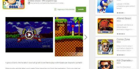 App4Italy. La recensione del giorno, Sonic The Hedgehog