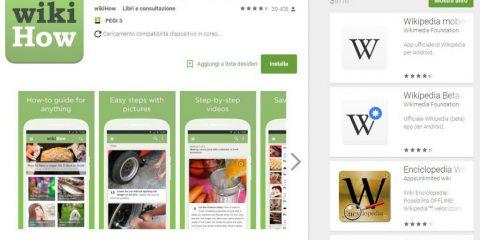 App4Italy. La recensione del giorno, WikiHow