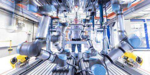 IoT e industrial robot, la smart factory americana vale 60 miliardi di dollari