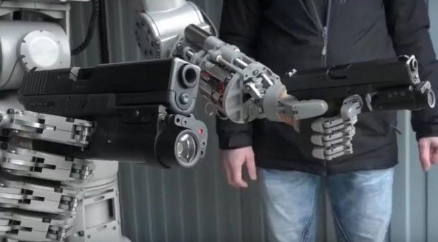 Appello all'Onu da parte delle aziende di robotica: