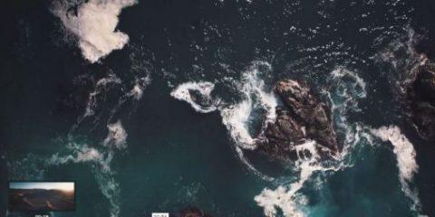 Videodroni. Arizona, Utah, Nevada e California visti dal drone