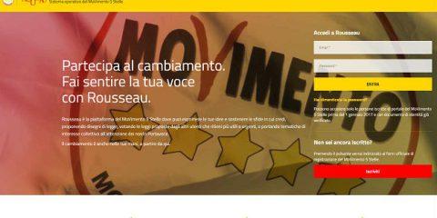 Rousseau sotto attacco hacker, ancora bucata la piattaforma M5S. Vigila il Garante Privacy