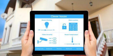 Smart Home, base installata in aumento del 40% a 45 milioni di unità in Europa e Nord America